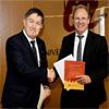 Acta d' adhesió del Consell de Cambres de la Propietat de Catalunya