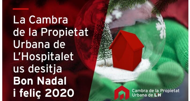 CPULH us desitja Bon Nadal i feliç 2020